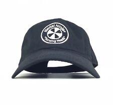 Nodal Ninja - Turning Heads Embroidered Baseball Cap Hat Adj Adult Size Cotton