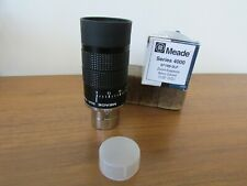 Meade Series 4000 #07199-2LF ZOOM EYEPIECE ,8mm-24mm,boxed ,Hard to find