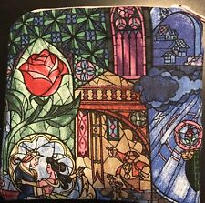 Beauty And The Beast Mini Wallet