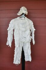 Boy/Girl Halloween Costume Size S(8) Mummy Made by Authentic Kids