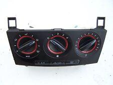 Mazda 3 Hatchback Calentador controles (2004-2006)