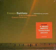 FRANCO BATTIATO & RPO - Torneremo ancora (2019) CD