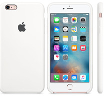 Original Apple Silicona Clip Funda Broche de Presión para Iphone 6 Plus 6s -