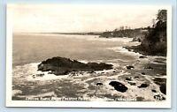 Olalla, Vashon Island, WA - c1940s ELLIS RPPC - PROSPECT POINT NORTH - R4