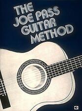 Joe Pass Guitar Method Book - NEW 000347734
