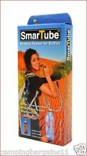 Smartube Tube Drinking System Hose Attach to Screw Top Bottles Water Hydration