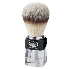 Omega 0140634 - 140634  Synthetic Hi Brush  Shaving Brush - Nylon Bristles -