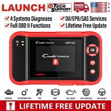 2020 LAUNCH X431 CRP129 Pro OBD2 Scanner ABS SRS Transmission Engine Oil EPB SAS