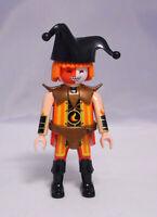 PLAYMOBIL Figur Hofnarr mit Kappe aus 70228 Burnham Raiders Novelmore #18