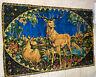 Vintage Deer Tapestry