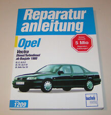 Reparaturanleitung Opel Vectra A Diesel / Turbodiesel - ab Baujahr 1988!