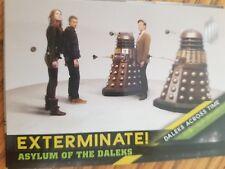 2016 Topps Doctor Who Timeless #8 Asylum of the Daleks - Daleks Across Time