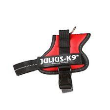 Julius-k9 Harnais Power Mini/m 51?67cm Rouge pour Chien