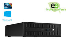 HP EliteDesk 800 Sff G1 Core i5-4570 3.2 Ghz 8 Gb 120 Gb SSD W10