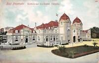 Germany Bad Neuenahr Kurhaus und Kurtheater Suedseite 1906