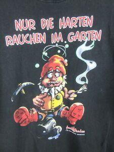 Fair Weed Tales Marijuana Mens T Shirt Size L Crew Neck Stedman Vintage Rare