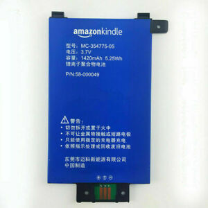 """New Battery For Amazon Kindle MC-354775-05 PaperWhite 2nd Gen 6"""" 58-000049+TOOLS"""