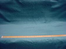 4+Y KRAVET E25702 VELOURS DE VERSAILLES AEGEAN BLUE VELVET UPHOLSTERY FABRIC