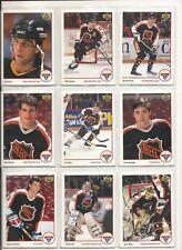 1991-92 UD Upper Deck McDonalds Canada Complete Hockey Set Mint (1-25 + 6 Holos)