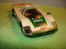 Scalextric C443 Le Mans Jaguar 1/32 slot car offered by MTH
