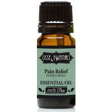 Lisse Essentials Pain Relief Essential Oil, 100% Pure Therapeutic Grade, 10 ml