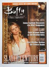 2001 Buffy Vampire Slayer Magazine Vol 4 #2 Issue #12A- Emma Caulfield- FREE S&H