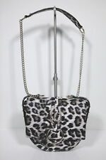 Neu GUESS Damen Schultertasche Crossbody Dixie Bag Tas Leopard Muster 19 (130)