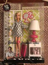 Barbie Jonathan Adler Doll NRFB Mattel #N6579 2009