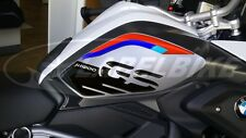 2 STICKERS 3D GUARDS SIDE RALLY compatible MOTO BMW GS R1200 from 2017