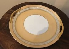 Noritake China Gold Moorage Open Round 9.5 Dish