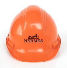 Hermes Hard Hat 2008 Toronto Limited Edition Orange Construction Helmet