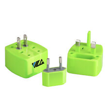 Travel Plug Power International Adapter Universal Worldwide Kit Case
