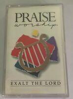 EUGENE GRECO EXALT THE LORD HOSANNA MUSIC WORSHIP PRAISE CASSETTE TAPE