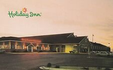 "*Iowa Postcard-""The Holiday Inn"" /7 Village Restaurant/-Amana, Iowa / (U1-IA7)"