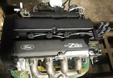 BRAND NEW COMPLETE GENUINE FORD 1.8L ZETEC ENGINE 16V BLACK TOP