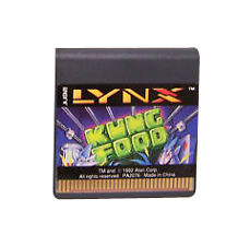 Kung Food Video Game Cartridge for Atari Lynx Handheld System Authentic Preowned