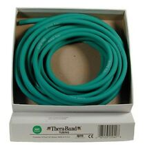 Thera-band Green Tube By The Foot Theraband Resistance Band Yoga AUTHENTIC