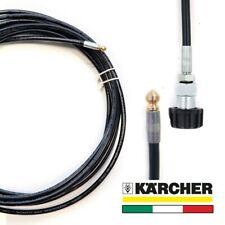 Micro Sonda Sturatubi Spurgatubi da 6 a 25 metri per Idropulitrici Karcher M22