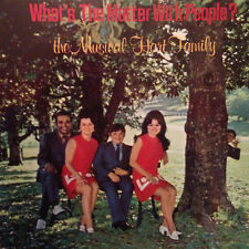 The Musical Hart Family Vinyl LP What's The Matter With People New Sealed