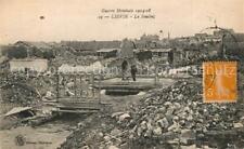 13610756 Lievin La Souchez Guerre Mondiale 1914-18 Ruines Truemmer 1. Weltkrieg