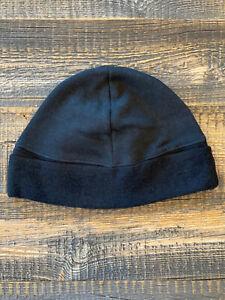 Hemp & Cotton Warm Comfy Workwear Beanie Hat - Hemp Toque Blue, Taupe, Olive M/L