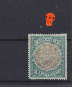 Antigua KEVII SG 31 Cat £3.75 Mounted Mint