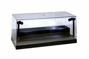 ACRYLIC LED DISPLAY CASE WITH REMOVABLE RISER 9902BK 1/24 DIECAST ACCESSORY