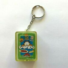 Garfield the Cat Key Chain Miniature Playing Cards Sealed