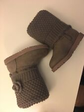 New Maggie And Zoe  Toddler Boots Shoes Size 6