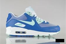 Nike Air Max 90 325213-405 Wmn Sz 8 Game Royal/Mint Candy/Gamblu/White