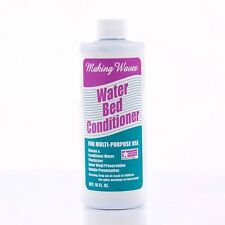 Making Waves Water Bed Conditioner and Cleaner Multi-Purpose Bubble Preventer