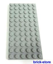 LEGO® /  6x12 Platten hellgrau / 1 Stück