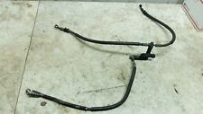 97 Yamaha XVZ1300 XVZ 1300 Royal Star Tour Deluxe front brake lines hoses