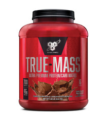 BSN TRUE MASS 5LB WEIGHT GAINER DISCOUNTED NEW SALE LOW PRICE 626 CALORIES
